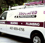 associated piping van